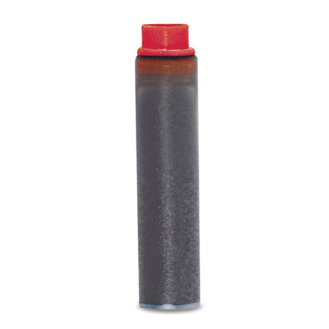 Картриджи чернильные PARKER Мини (США) Cartridge Quink, комплект 6 шт., 1950408, красные