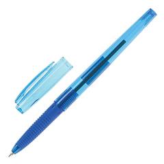 Ручка шариковая масляная PILOT «Super Grip G», узел 0,7 мм, линия 0,22 мм, резиновый упор, синяя