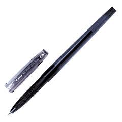 Ручка шариковая масляная PILOT «Super Grip G», узел 0,7 мм, линия 0,22 мм, резиновый упор, черная