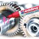 Маркер перманентный для промышленной графики EDDING, 2-4 мм, круглый наконечник, красный
