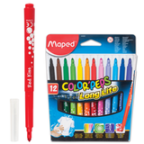 ���������� MAPED (�������) «Color Pep's», 12 ��., ���������, �����������, ������������� ��������, ��������� ��������, ����������