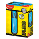 Текстмаркер MAPED (Франция) «Fluo Pep's Classic», скошенный наконечник 1-5 мм, голубой