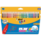 ���������� BIC «Kid Couleur» (�������), 24 ��., ��������������, ������������� ��������, ��������� ��������, ����������