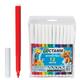 Фломастеры СТАММ «Веселые игрушки», 12 цветов, пластиковая упаковка, европодвес