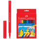 ���������� FABER-CASTELL «�����», 24 �����, ���������, � ��������� ������� � ������������