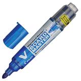 Маркер для доски PILOT WBMA-VBM-M, круглый наконечник 4 мм, синий