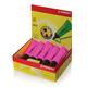 Текстмаркер STABILO «Neon», скошенный наконечник 2-5 мм, розовый