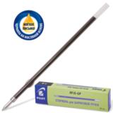 Стержень шариковый масляный PILOT RFJS-GP-F, 98 мм, евронаконечник, 0,32 мм, к ручке 140241, черный