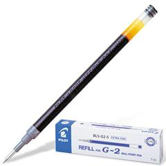 Стержень гелевый PILOT, 110 мм, евронаконечник, узел 0,5 мм, линия 0,3 мм, синий