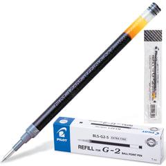 Стержень гелевый PILOT, 110 мм, евронаконечник, узел 0,5 мм, линия 0,3 мм, черный
