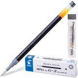 Стержень гелевый PILOT, 110 мм, евронаконечник, 0,3 мм, к автоматической ручке, BLS-G2-5, черный