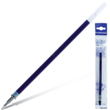 Стержень гелевый ERICH KRAUSE «G-Point extra fine», 129 мм, игольчатый пишущий узел, 0,38 мм, синий