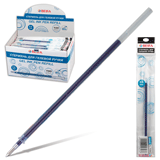 Стержень гелевый BEIFA, 135 мм, 0,6 мм, упаковка с европодвесом, синий