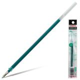 Стержень гелевый BEIFA, 135 мм, 0,6 мм, упаковка с европодвесом, зеленый