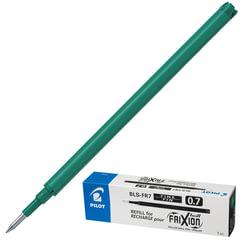 Стержень «Пиши-стирай», гелевый, PILOT, 111 мм, евронаконечник, узел 0,7 мм, линия 0,35 мм, зеленый