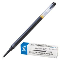 Стержень-роллер PILOT, 111 мм, игольчатый узел 0,5 мм, линия 0,25 мм, черный
