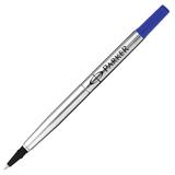 Стержень-роллер PARKER, оригинальный (Франция), 0,5 мм, синий