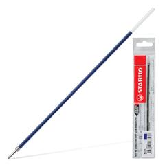 Стержень шариковый STABILO «Exam Grade», 145 мм, евронаконечник, узел 0,8 мм, линия 0,4 мм, синий