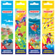 Карандаши цветные ПИФАГОР «Сказочный мир», 6 цветов, заточенные, картонная упаковка, дизайн ассорти