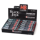 Грифель запасной BRAUBERG «Black Jack» (БРАУБЕРГ «Блек Джек»), Hi-Polymer, HB, 0,9 мм, 20 штук