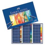 Пастель художественная FABER-CASTELL «Studio quality», масляная, 36 цветов, картонная коробка