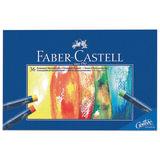 Пастель масляная художественная FABER-CASTELL «Studio quality», 36 цветов, круглое сечение