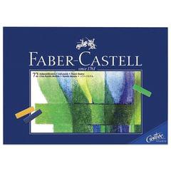 Пастель мягкая художественная FABER-CASTELL «Creative studio», 72 цвета, 1/<wbr/>2 стандартной длины