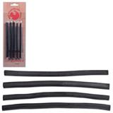Уголь рисовальный, набор 5 шт., 3-5 мм, блистер