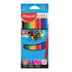 ��������� ������� MAPED (�������) «Color Pep's», 12 ������, �����������, ��������� �������� � ������������