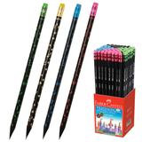 �������� �������������� FABER-CASTELL «Party», HB, ������ ������, ���� ������� 4 ������� �������, � ��������