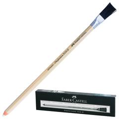 Корректор-карандаш для чернил и туши FABER-CASTELL, 1 шт., «Perfection», с кисточкой