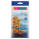Карандаши цветные пастельные «Сонет», 12 цветов