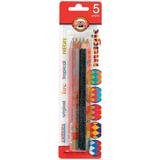 Карандаши с многоцветным грифелем KOH-I-NOOR, набор 5 шт., «Magic», 5,6 мм, блистер