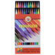 Карандаши цветные KOH-I-NOOR «Progresso», 24цв, гр. 7,1мм, в лаке, без дерева, заточ,