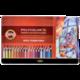 Карандаши цветные художественные KOH-I-NOOR «Polycolor», 36 цветов, грифель 3,8 мм, заточенные, металлическая коробка