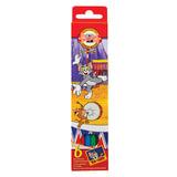 Карандаши цветные KOH-I-NOOR «Tom and Jerry», 6 цветов, грифель 3,2 мм, заточенные, картонная упаковка с европодвесом