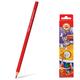 Карандаши цветные KOH-I-NOOR «T+J», 6 цветов, грифель 3,2 мм, заточенные, картонная упаковка с европодвесом