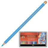 Карандаши цветные художественные KOH-I-NOOR «Polycolor», 72 цвета, 3,8 мм, металлическая коробка