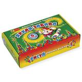 Краски пальчиковые СПЕКТР «Яркая забава», 6 цветов по 60 мл, в баночках