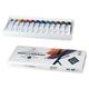 Краски масляные художественные «Мастер-класс», 12 цветов, туба 18 мл, картонная коробка