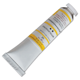 Краска масляная художественная, туба 46 мл, «стронциановая желтая» (201) (Подольск — АРТ Центр)