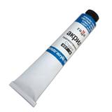 Краска акриловая художественная ГАММА, туба 46 мл, кобальт синий светлый (имитация) (407)