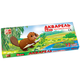 Краски акварельные ЛУЧ «Zoo», 12 цветов, медовые, картонная коробка, с кистью