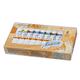 Краски масляные художественные «Ладога», 8 цветов, туба по 18 мл