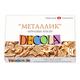 Краски акриловые «Декола», 8 цветов по 18 мл, металлик