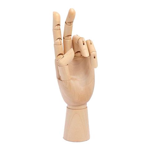 """Модель """"рука"""", 25 см, женская левая"""