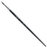 Кисть художественная ROUBLOFF (Рублев) белка, круглая, № 5, длинная ручка