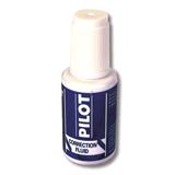 Корректирующая жидкость PILOT, 20 мл, флакон с кисточкой, на спиртовой основе