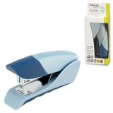 Степлер REXEL, №24/<wbr/>6, металлический, «Gazelle», 25 л., серебристо-синий (ACCO Brands, США)