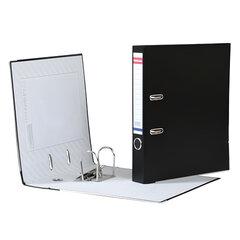 Папка-регистратор ERICH KRAUSE «Стандарт» с покрытием из ПВХ, 50 мм, черная